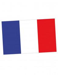 Supporterflagga för Frankrike 150 x 90 cm