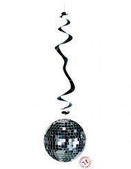 6 Spiralhängen med discokulor