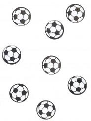 150 bordskonfetti med fotbollar