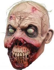 3/4-mask med Ruttna Tandkött
