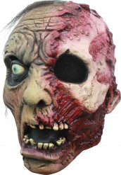 Brännskadad Zombie 3/4-mask