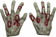 Ruttna Zombiehänder Vuxen