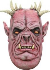 Monstret Bouffi - 3/4 mask för vuxna till Halloween