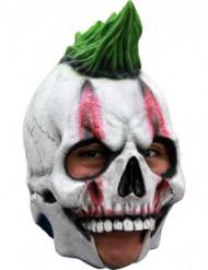 Punkskelett 3/4-mask Vuxen
