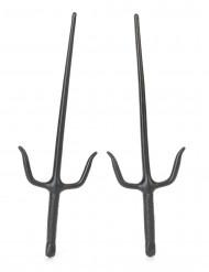 Ninjaknivar i Plast 36 cm