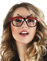 Nyckelpigeglasögon Vuxen