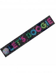 Boogie-baner disco