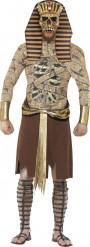Zombie Farao Halloween Maskeraddräkt Vuxen