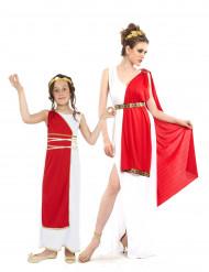 Romare pardräkt mor & dotter
