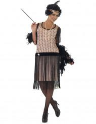 20-talets Charleston dansare - Maskeraddräkt för vuxna