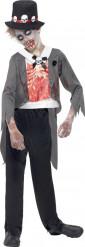 Maskeraddräkt gift zombie Halloween barn