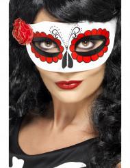Mask för vuxna med liten ros