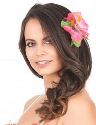 Hibiskus hårspänne till temafesten