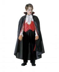 Draculadräkt för barn till Halloween