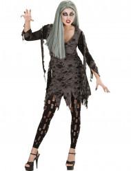 Levande död - Halloweendräkt för vuxna