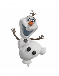 Olaf™ som en aluminium ballong från Frost™