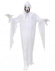 Spökdräkt för vuxen till Halloween