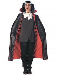Vändbar vampyrslängkappa vuxen Halloween