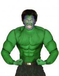 Överdel grön muskelknutte vuxen
