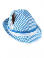 Bayersk hatt för vuxna till oktoberfest