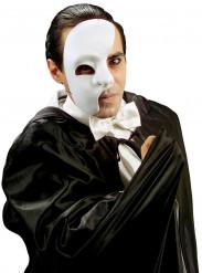 Fantom halvmask vuxen Halloween