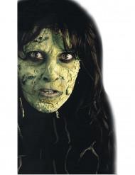 Grön underlagskräm Halloween