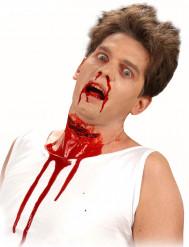 Fejksår hals Halloween