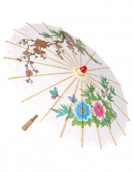 Paraply i rispapper 60cm