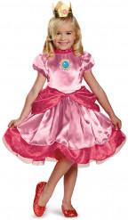 Lilla Prinsessan Peach™ - Maskeraddräkt för barn