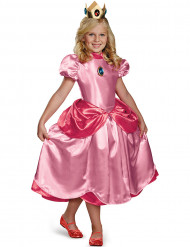Lyxig Prinsessan Peach™ - utklädnad barn