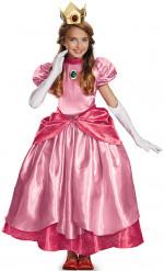 Prinsessan Peach™ - Lyxig utklädnad för barn