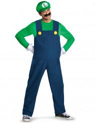 Makeraddräkt Luigi™ Lyx för vuxna