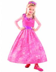 Rosa klänning från Barbie™ - Maskeradkläder för barn