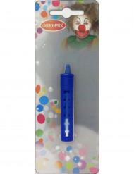 Blå utdragbar sminkpenna