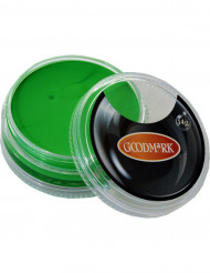 Grön vattenfärg
