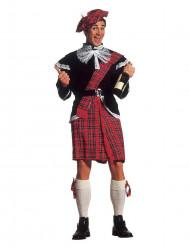 Out on the skite - Maskeraddräkt med skotsk inspiration