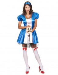 Blodig sagoprinsessa -Halloweenkostym för vuxna
