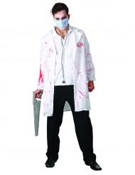 Blodiga kirurgen Halloweendräkt