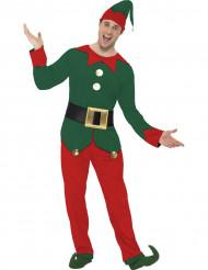 Julalv dräkt för vuxna
