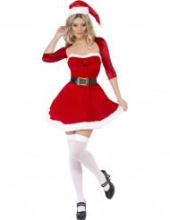 Sexig tomte med bolero - Juldräkt för vuxna