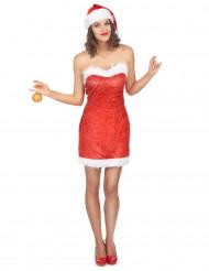Sexig tomtedräkt - Juldräkt för vuxna