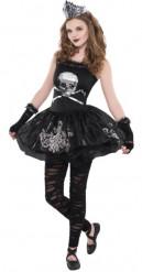 Läskig ballerinadräkt ungdom Halloween