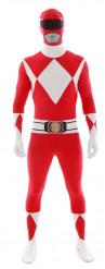 Power Rangers™ för vuxen - Morphsuits™ dräkt för vuxna