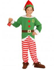 Alvdräkt för barn - Jultomtens medhjälpare