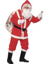 Lyxig tomtedräkt till julens fester - Juldräkt för vuxna