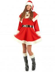 Lyxig tomtemor - Maskeradkläder för vuxna till jul