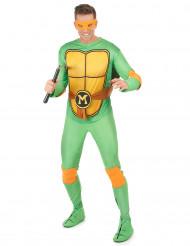 Ninja™ Turtles dräkt Michelangelo vuxen