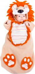 Mysigt Lejon - Maskeradoverall för bebisar