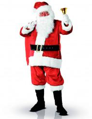 Lyxig tomtedräkt för vuxna till julen