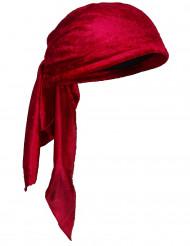 Röd bandana vuxen